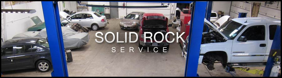 Service your Car or Truck | Solid Rock Auto Group